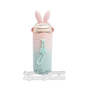 فلاسک نوزاد طرح خرگوش مارک hello dream کد 000202752
