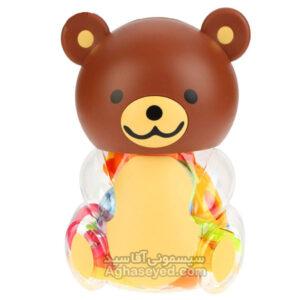 ست جغجغه طرح خرس بزرگ کد00201339
