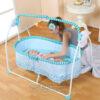 تخت و گهواره نوزادی پریمی برقی کد