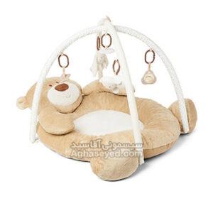 تشک بازی نوزاد مدل خرس مادرکر کد00201771