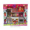 ست آشپزخانه اسباب بازی مدل دورا 113 کد00201083