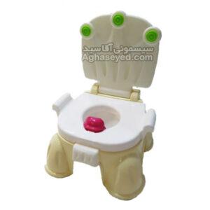 توالت فرنگی سه کاره مارک تویز کد