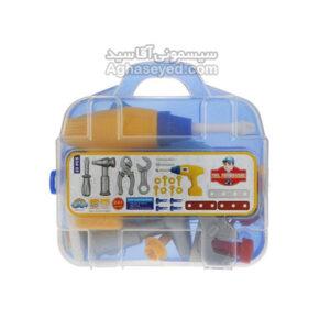 ست جعبه ابزار اسباب بازی مارک تاپ تویز کد00202247