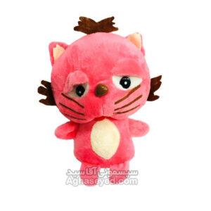 عروسک پولیشی طرح گربه دینگو کد00202997
