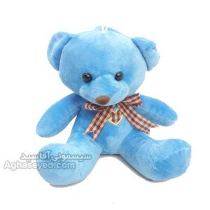 عروسک پولیشی طرح خرس نیکو 20سانتی کد00202319