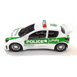 اسباب بازی ماشین پلیس مدل 206 کد 00201915