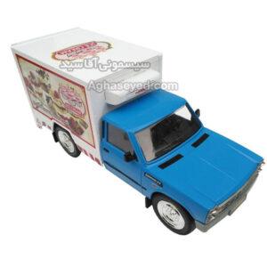 ماشین اسباب بازی مدل نیسان یخچال دار کد 00201896