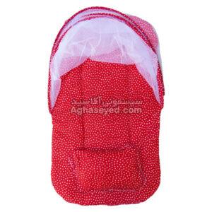 پشه بند تشک دار نوزادی کد00201022
