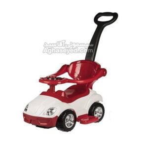 ماشین سواری کودک مدل مگاکار کد