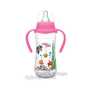 شیشه شیر بیبی لند 248 ظرفیت 240میل کد00207205