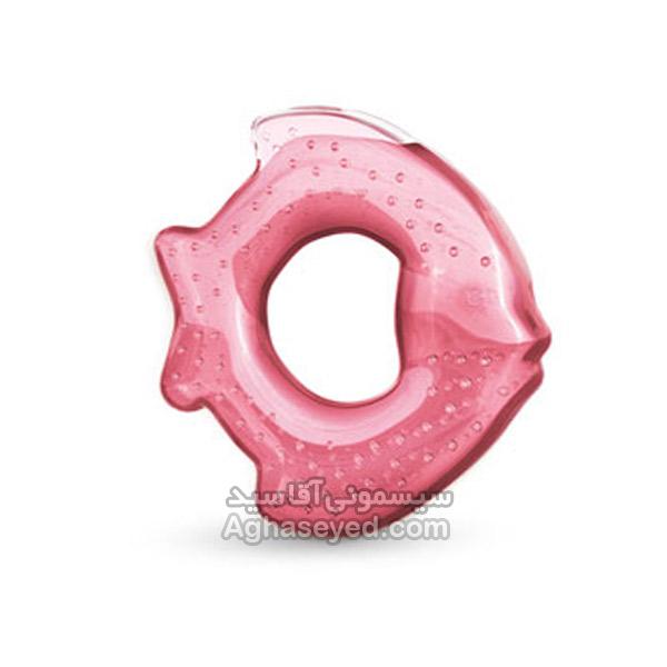 دندان گیر نوزاد طرح ماهی مایا کد00207256