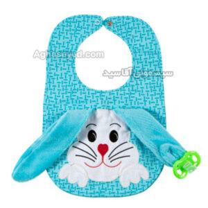 پیش بند نوزادی طرح خرگوش کوکالو کد00206079