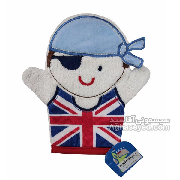 لیف تک نوزادی طرح پرچم انگلیس کد00213028