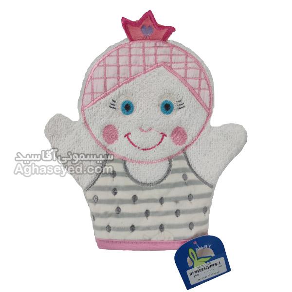 لیف تک نوزادی طرح تاج کد00213028