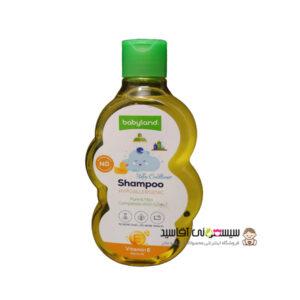 شامپو سر نوزاد دارای ویتامینE بی بی لند کد00207306